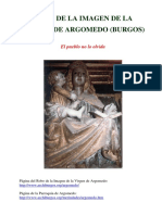 Robo de La Imagen de La Virgen de Argomedo