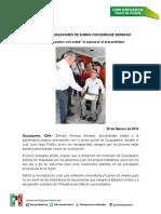 2016-02-29 Jóvenes de Guazapares se suman a Enrique Serrano