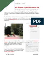 PicasaWeb y Blog Educastur