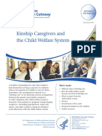 05 kinship caregivers and the child welfare system