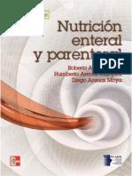 Nutricion Enteral y Parenteral Anaya