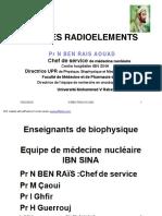 Ch 1 Abks Les Radioelements Pr n Ben Rais Fev 2016.Ppt [Mode de Compatibilité]