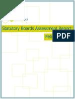 Statutory Boards Assessment Report February 2016