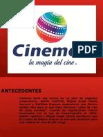 Sistema Cinemex