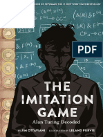 An excerpt of 'The Imitation Game' by Jim Ottaviani