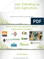 Advocado - Sacramento Local Advocacy for Urban Agriculture