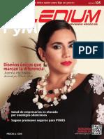 Espacios disponibles en Revista Milenium Pyme Edición de Salud