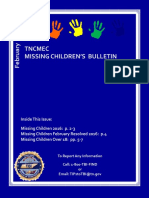 FEBRUARY 2016 Missing Children%27s Bulletin (1)