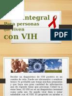 Guía Integralpara personas que conviven con VIH
