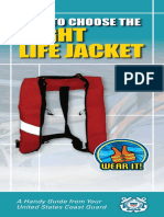 16  how to choose the right life jacket howtochoosetherightlifejacket brochure