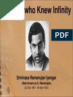 Ramanujan Life