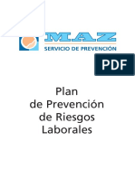 Plan de Prevencion r Laborales