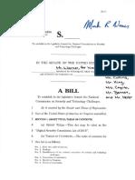 Digital Security Legislative Text