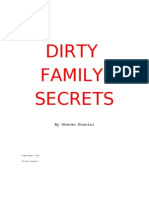 DIRTY Family Secrets by Steven Donnini