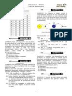 Simulado 03 (Ciências 9º Ano) - BLOG Do Prof. Warles