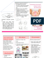 Leaflet Breast Care Ibu Menyusui