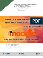 Orientaciones Para El Estudio en El Aula Virtual