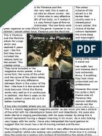 Analysis pf 5 Magazine Posters