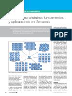Polimorfismo Cristalino Fundamentos y Aplicaciones en Fármacos