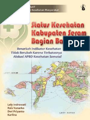 Seri Studi Kualitatif Ipkm Status Kesehatan Kabupaten Seram Bagian Barat Benarkah Indikator Kesehatan Tidak Berubah Karena Terbatasnya Alokasi Apbd Kesehatan Semata