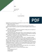 Pennac, Daniel - La Mirada Del Lobo-Parte 1
