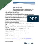 Informacion Cobranzas Cibertec 2015
