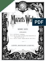 Mozart 12 Horn Duos k.487