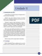 Hermeneutica Unidade II