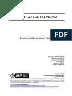 evolucion de la industria en Colombia.pdf
