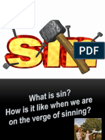 Viii- Kinds of Sin