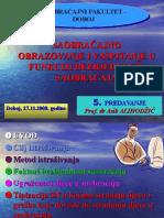 Edukacija Za Saobracaj