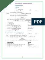 Inducción Matemática - Ejercicios