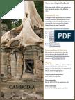 Cambodia Pre-Travel Guide