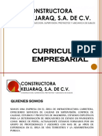 CURRICULUM EMPRESARIAL CONST KEIJARAQ SA DECV.pdf