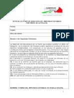 Formato de Acta de Derechos Del Detenido (Listo)