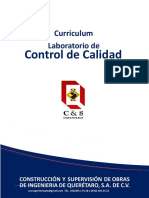 Curriculum Profesional Laboratorio_CYS