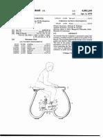 Bomba Para Bicicleta de Ejercicios