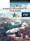The Civil War in the Trans-Mississippi Theater, 1861-1865