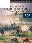 The Maryland and Fredericksburg Campaigns, 1862-1863