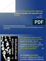 Sites of Spectacular Agency