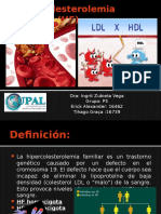 Hipercolesterolemia Familiar (HF)