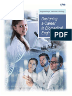 Designing a Career in Biomedical Engineering