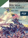 The Civil War on the Atlantic Coast, 1861-1865