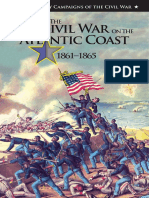 The Civil War on the Atlantic Coast, 1861-1865