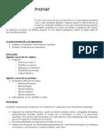 Absceso, beonquiectasia, atelectasias e Infecciones sexuales.docx