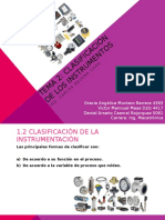 Tema 2 Clasificacion de Los Instrumentos