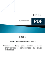Links or Linking Words