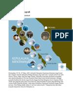 Profil Kondisi Geografi
