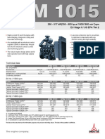 Datasheet Deutz 1015 Series