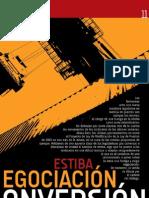 Informe reportaje-estiba  CEX